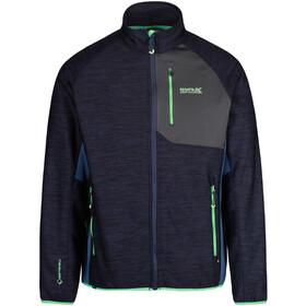 Regatta Farway III Hybrid Softshell Jacket Herren navy/dark denim